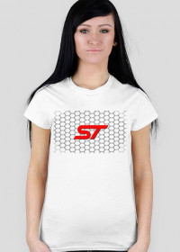 FORD ST logo grill w #2