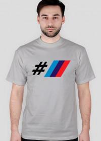 BMW hashtag M german power  #1