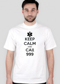 KEEP CALM 999- Full color