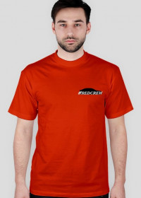 Red Crew T-shirt #1