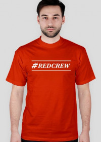 Red Crew T-shirt #2