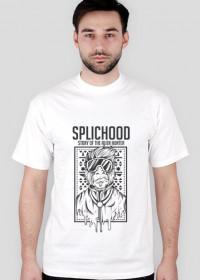 T-SHIRT SPLICHOOD V2
