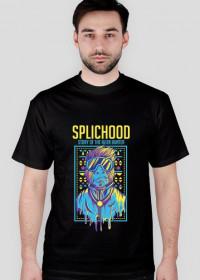 T-SHIRT SPLICHOOD V1