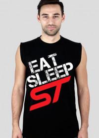 Eat Sleep Ford ST focus fiesta #2