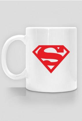 Superman Red Kubek