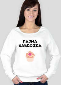 Bluza Fajna Babeczka