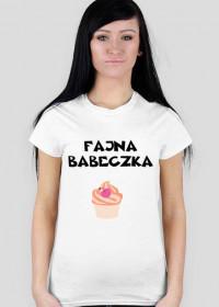 Koszulka Fajna Babeczka