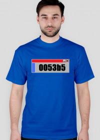 Informatyk- niebieska