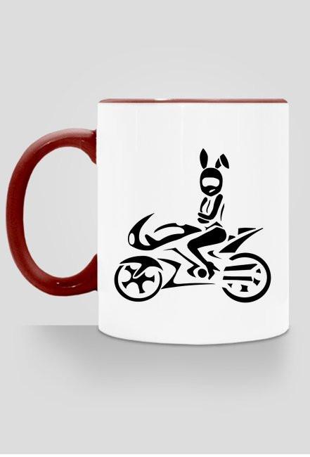Moto króliczek kubek 2