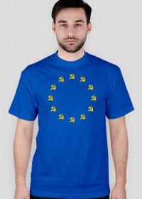 Flaga ZSRE - koszulka męska Prawo Wilka