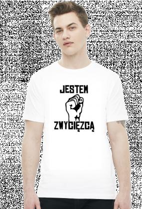 Koszulka Jestem zwycięzcą