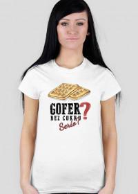 Gofer jest kobietą!