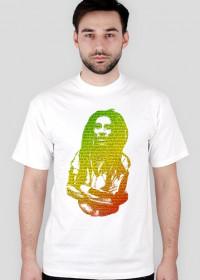 Bob Marley - koszulka muzyczna