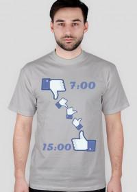 Praca- śmieszna koszulka