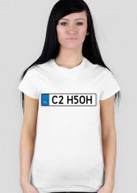 Tablica- Śmieszna koszulka (damska)