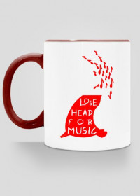 kozioł lose head red cup