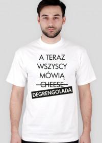 Koszulka dla fotografa - Degrengolada