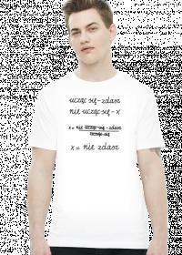 Slim biała - NIE UCZĄC SIĘ... ♂