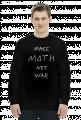 Bluza czarna - MAKE MATH