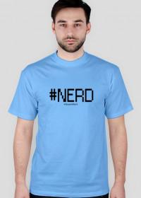 Koszulka Męska Nerd I - SmartShirt