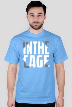 InTheCage Original Black MMA Fight T-Shirt