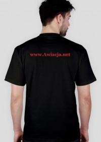 T-shirt Aeroklub LUBELSKI , www.Awiacja.net