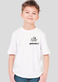 Koszulka Junior Poszukiwania.pl