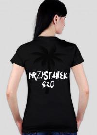 """SWEAR """"PRZYSTANEK 420"""""""