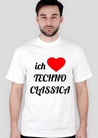 ich Liebe Techno Classica (light t-shirt)