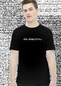 Eat Sleep BMW v2 (t-shirt) light image
