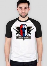 "Koszulka ""Gang Serbii"" (Kol.Rękaw)"