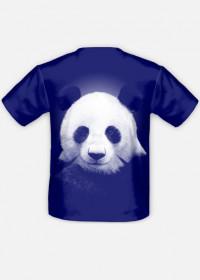 Koszulka - PanDa  Nadruk dwustronny