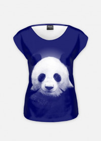 Koszulka - PanDa  Nadruk jednostronny