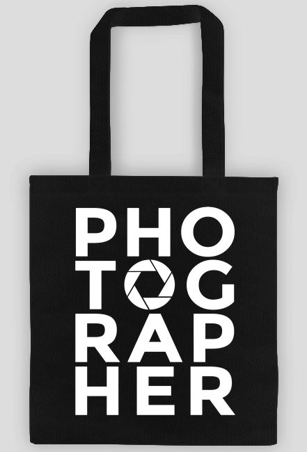 Photographer bag