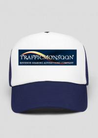 Czapka TrafficMonsoon blue