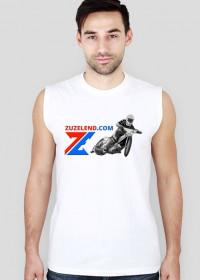 Koszulka Zuzelendu z żużlowcem, bez rękawów