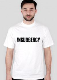 Insurgency t-shirt | White