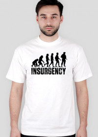 Insurgency t-shirt EVO | White