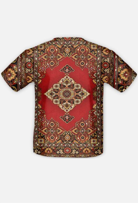 Russian Carpet Full Print OLD