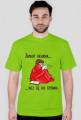 Koszulka męska Zamiast kichania weź się do czytania