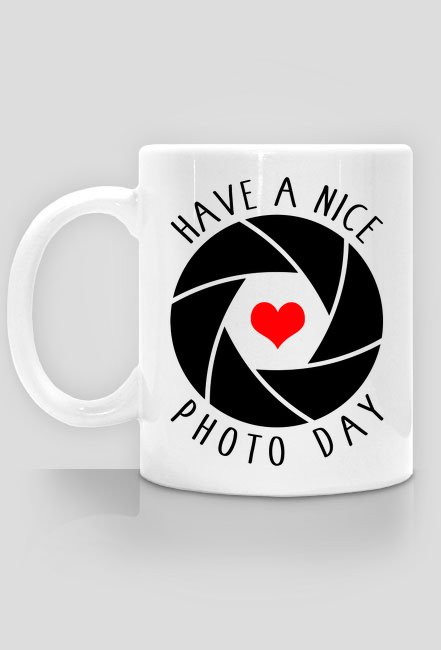Photo day mug