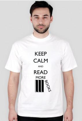 Koszulka męska Keep calm