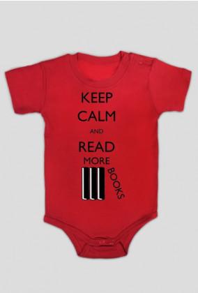 Body niemowlęce Keep calm