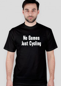 No Games, Just Cycling