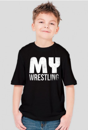 T-Shirt MW for Kids - Black ORIGINAL
