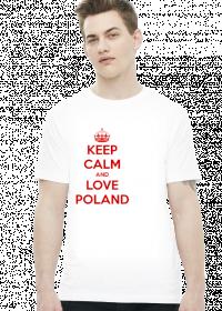 """Koszulka """"Keep Calm"""""""