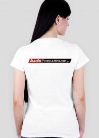 T-Shirt damski plus