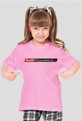 T-Shirt dziecięcy plus