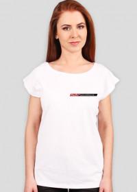 Koszulka damska oversize