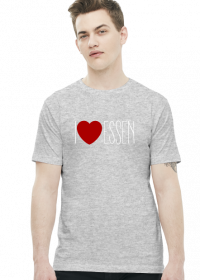 I Love Essen (t-shirt) jasna grafika